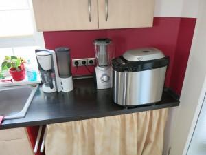 Küchensteckdose