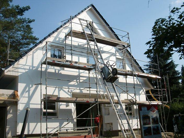 tag 40 au end mmung dachkasten attika an garage garagentor w rsty seine haus seite. Black Bedroom Furniture Sets. Home Design Ideas