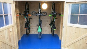 3 Fahrräder