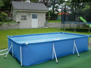 Pool Nahansicht