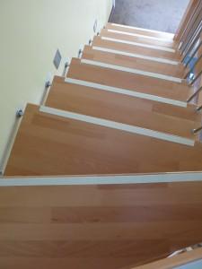 Treppe OG - Spitzboden
