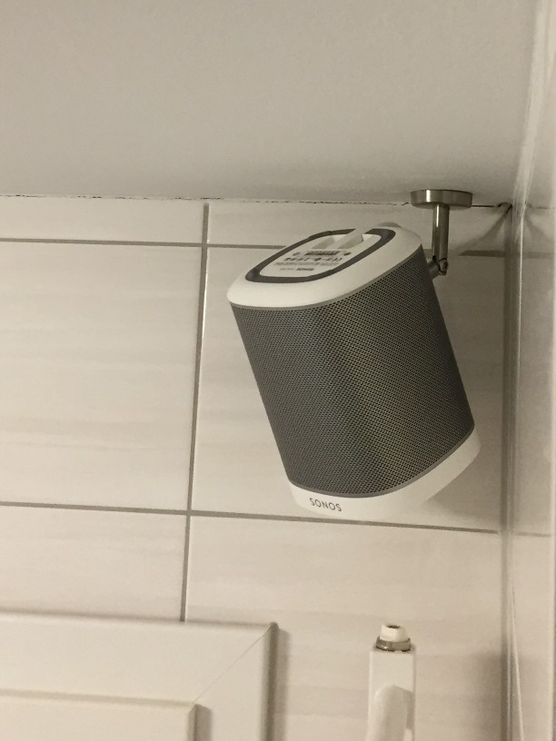 Sonos play1 bad seite worsty seine haus seite for Play 1 bathroom