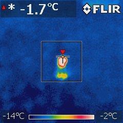 Messpunkt Blitzschutzanlage (außen in Dämmung)