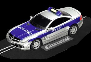 41335 AMG Mercedes SL 63 Polizei Deutschland